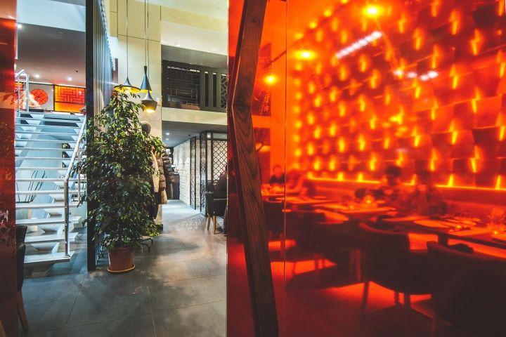 BARBACOA restaurant bar by Dekart Studio Odessa Ukraine 12