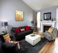 Perfect Kleines Wohnzimmer einrichten Tipps und Tricks wie das leichter geht Stellt die Einrichtung