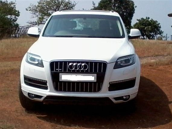 The All New Audi Q7 30 Litre Quattro 2012 In Goregaon West Mumbai Used Cars