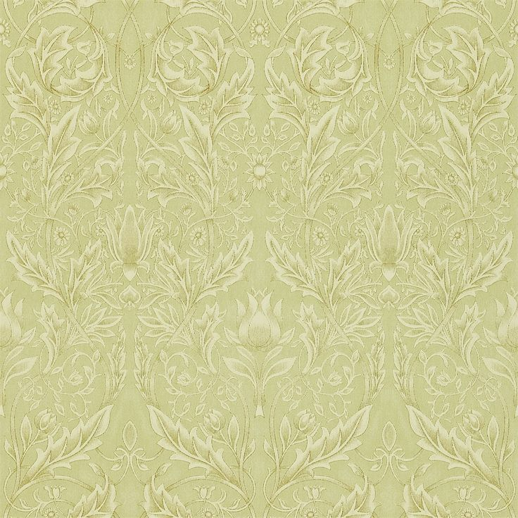 The Original Morris & Co - Arts and crafts, fabrics and wallpaper designs by William Morris & Company | Products | British/UK Fabrics and Wallpapers | Savernake (DJA1S8105) | Morris Wallpaper Collection