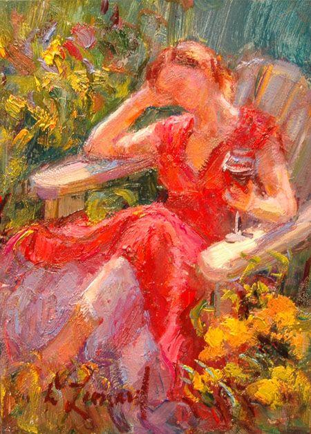 Tranquility - Copyright  Diane Leonard, http://www.dianeleonard.com