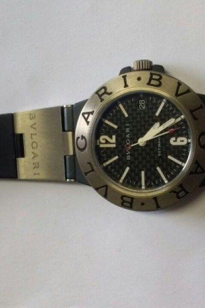 492bc43e1be37 Relógio marca byugari modelo alumínio e titânio - Moda-Bijouterias, Relógios  e Acessórios,