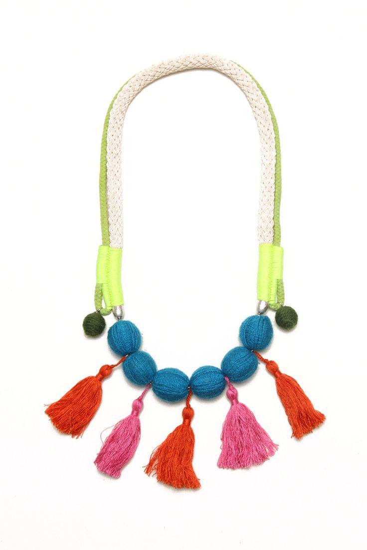Modern Tribal Necklace