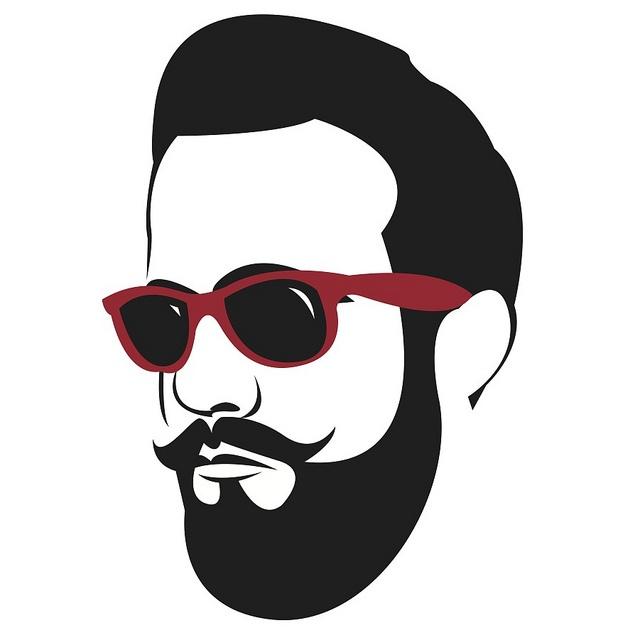beard logo ideas