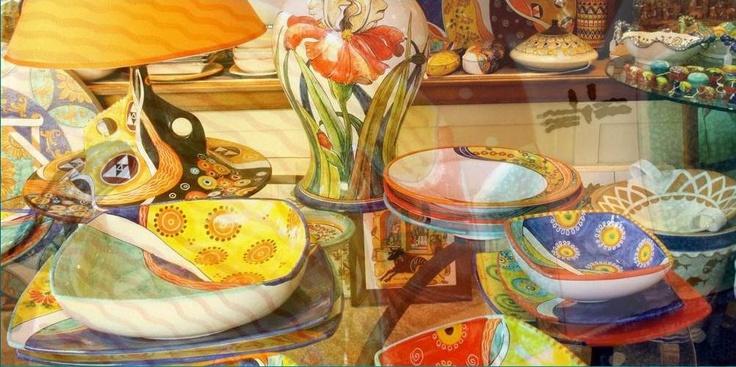 ceramica ruocco - Minori (SA)