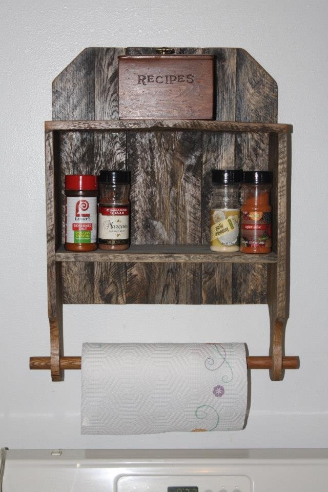 Free Woodworking Plans Paper Towel Holder Woodworking