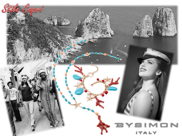 Capri style with Abyss jewels.