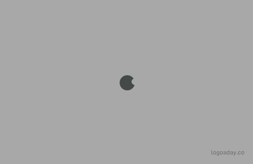 Apple | Famous Brands Shown As Minimalistic Logos