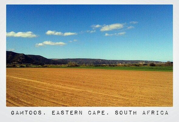 Gamtoos near Jeffreys Bay, South Africa