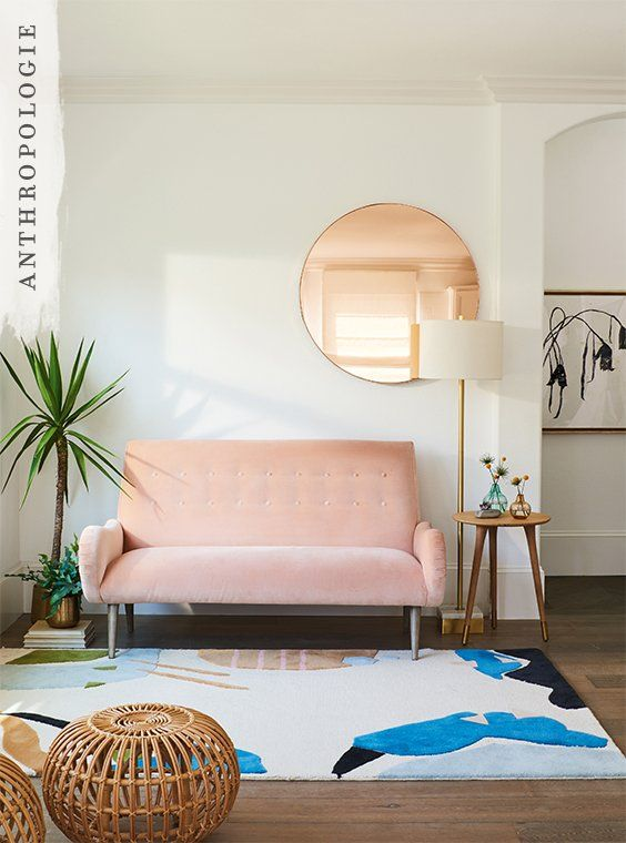 anthropologie living room. Losange Settee  Shop Anthropologie Custom Furniture 789 best In the Living Room images on Pinterest Anthropology