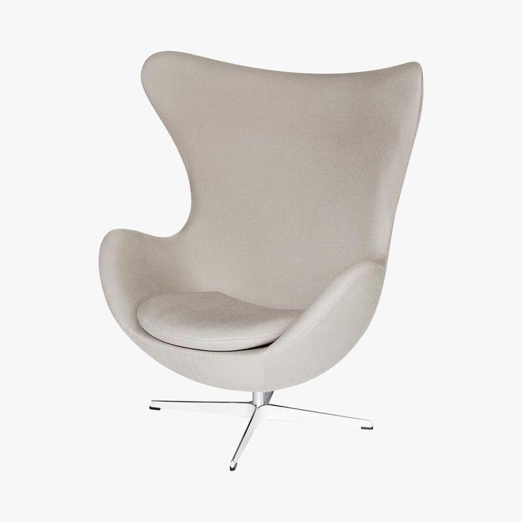 fauteuil oeuf design arne jacobsen fritz hansen fauteuil oeuf design ...