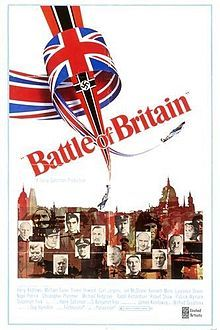 The film endeavoured to be an accurate account of the Battle of Britain, when in the summer and autumn of 1940 the British RAF inflicted a strategic defeat on the Luftwaffe and so ensured the cancellation of Operation Sea Lion – Adolf Hitler's plan to invade Britain.