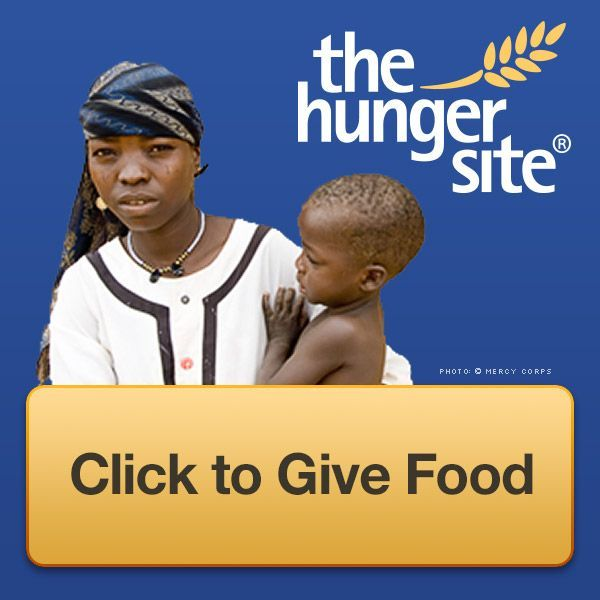 Help -End Hunger- and -End Poverty- with a free click!