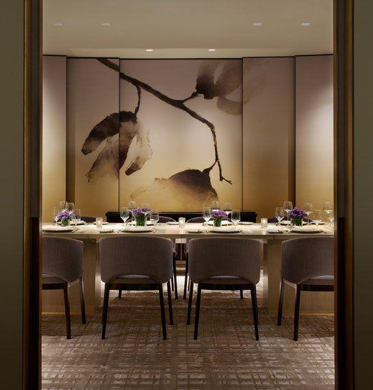 Yabu Pushelberg - Sophisticated Restaurant Clement Opens in New York's Peninsula Hotel
