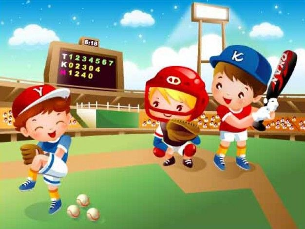 Baseball  Best for kids who are social/team-oriented; patient and attentive enough to cope with baseball's slower pace.