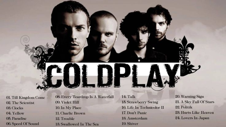 Coldplay Best Song || Coldplay Greatest Hits 2016