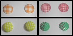 Cool handmade earrings - Designed by Em