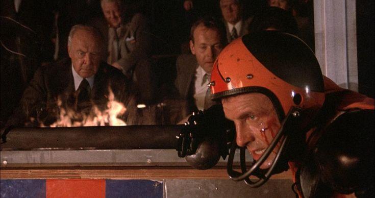 james caan rollerball | ROLLERBALL (1975), dir. Norman Jewison