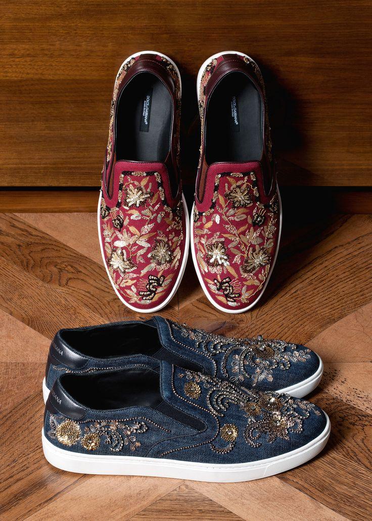 Dolce & Gabbana Men's Sartorial Denim Collection Summer 2016 | Dolce &  Gabbana