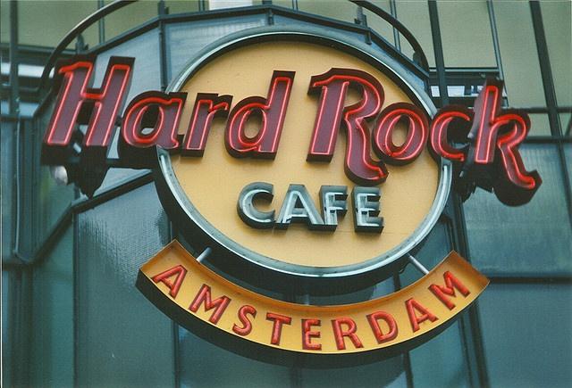 Hard Rock Amsterdam