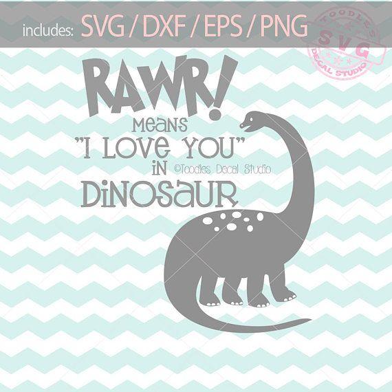 Download Rawr means I love you in Dinosaur SVG Vector/ Dinosaur ...