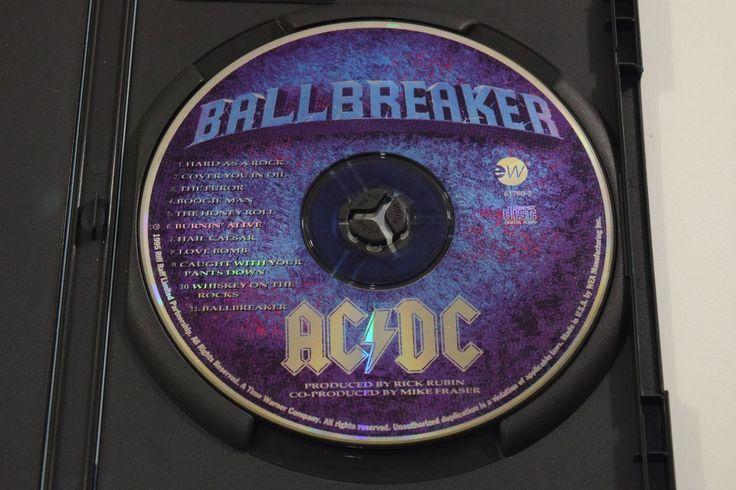 ACDC - Music CD - Ballbreaker