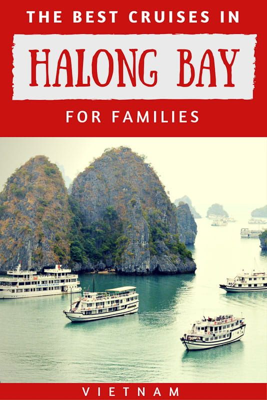 Halong Bay Cruise Reviews - Best Halong Bay Cruise - Thrifty Family Travels
