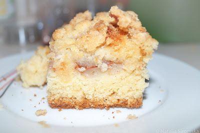 Moja Odrobina Zapomnienia: Ciasto drożdżowe z owocami