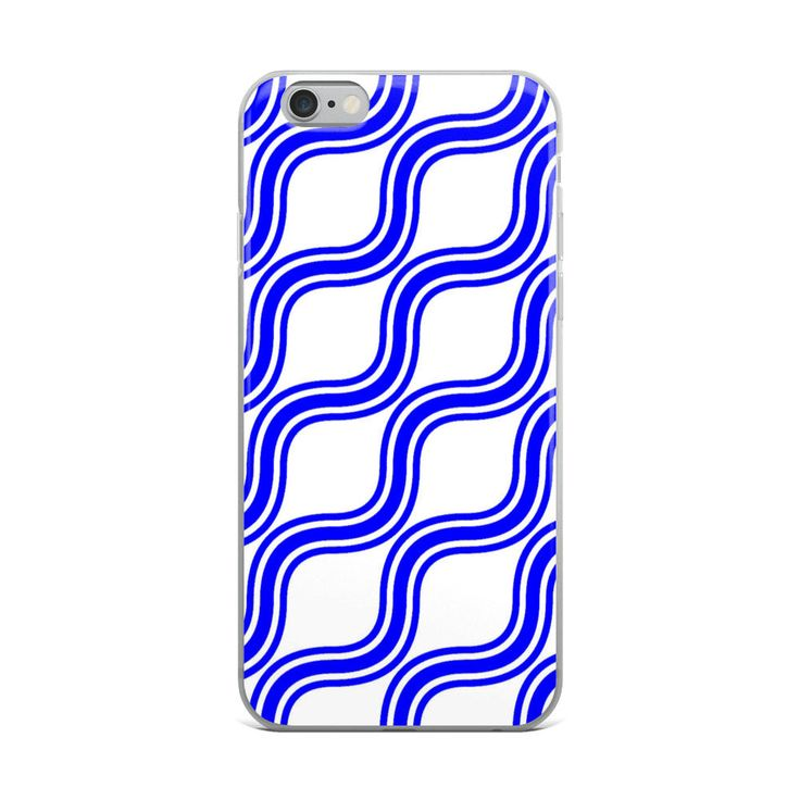 Excited to share the latest addition to my #etsy shop: Blue & White Lines iPhone X Case   Repetitive Pattern iPhone case   Colorful iPhone 6 case   Trendy iPhone 7 case   Geometry iPhone 8 case   http://etsy.me/2EJ3Pa6 #accessories #case #cellphone #iphonexcase #repeti