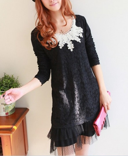 All size with lace