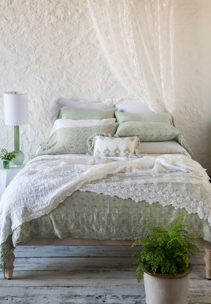 Bella Notte Linens Luxury bedding collections, Lace