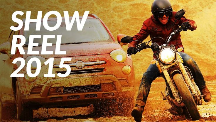 RED Live Reel 2015 - Auto vs Moto On Board & Duel Test