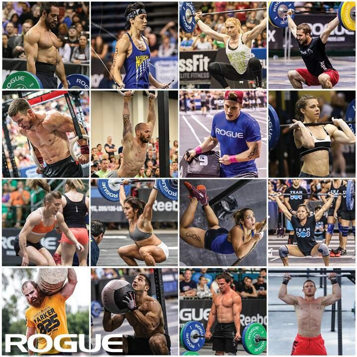 The 2014 CrossFit Games