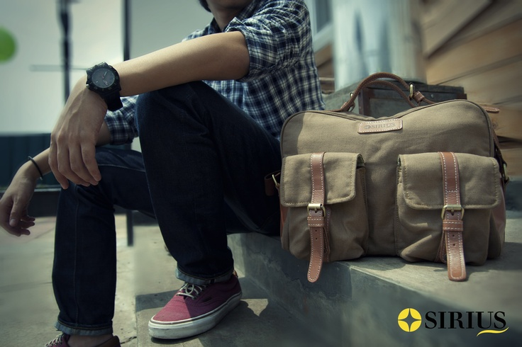 SIRIUS bag