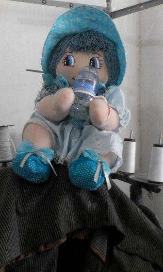 Muñecas de trapo Lolita