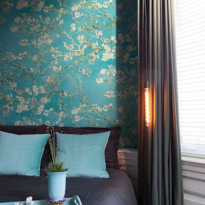VAN GOGH ALMOND BLOSSOM | Huis en tuin | Wallpaper Online UK