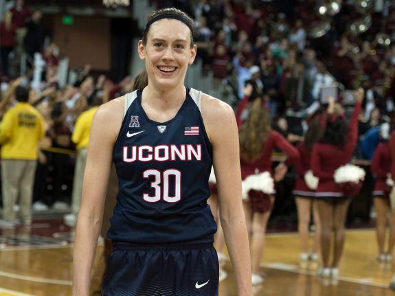 It's The Breanna Stewart Era In College Basketball -