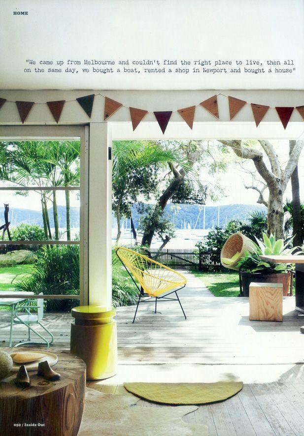 Mark Tuckey's Sydney house, always loved this