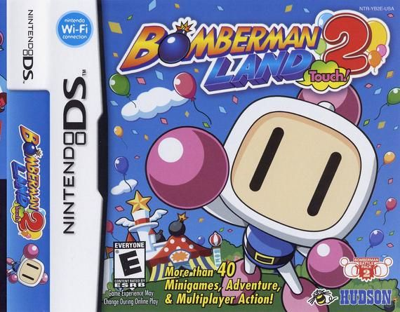 Nintendo Ds Replacement Case With Cover Bomberman Land Touch 2 3 Finishes Silk Shimmer Or Ir Bomberman Nintendo Ds Nintendo