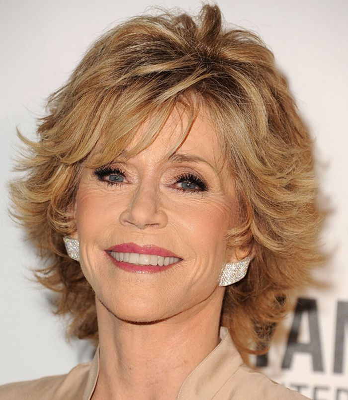 short messy hairstyles for older women Hairstyles for Women Over 40