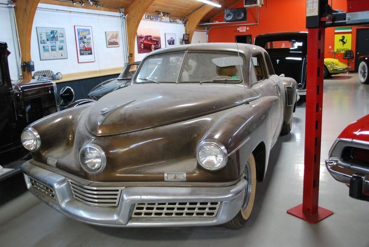 Liberated from an Ohio garage, Tucker 1044 to appear at Ypsilanti Orphan Car Show | Hemmings Daily