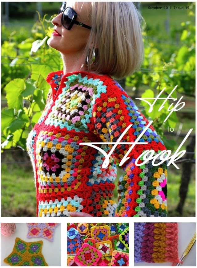 Die 300+ besten Bilder zu Crochet All things Granny Square Obsession ...