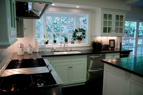 18 best images about box bay windows on pinterest window for Box bay window kitchen