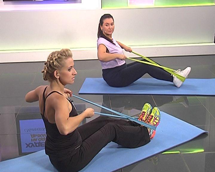 Экспресс похудение упражнения видео