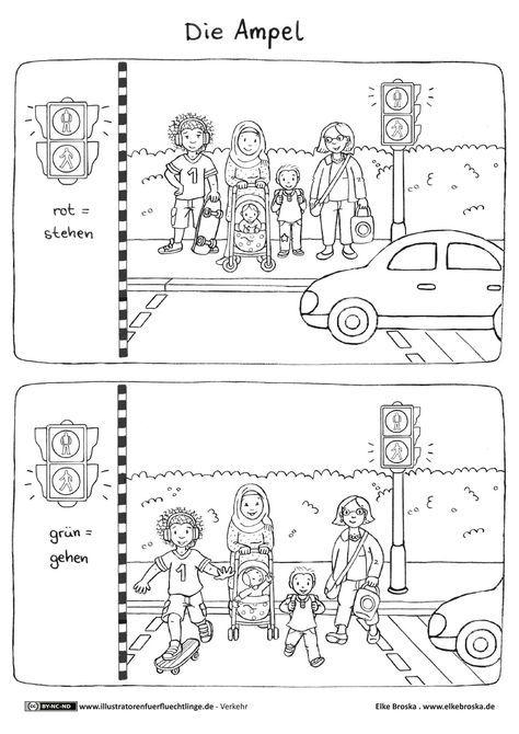 Download als PDF: Verkehr – Ampel – Broska