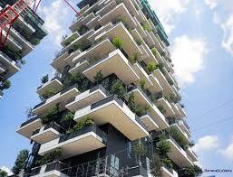 Resultado de imagen para parasoles verticales arquitectura