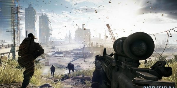 DICE Battlefield 2142 veterans will feel right at homewith BF4 Carrier Assault - DICE has explained how Carrier Assault, the new mode due out for Battlefield 4 later this month that pays homage to Battlefield 2142's much-loved Titan mode, works.In a post on