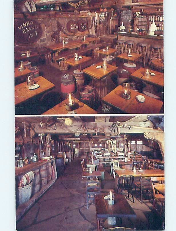 Pre 1980 Moors Restaurant Cape Cod Provincetown