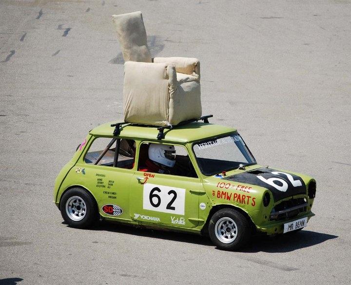 Mr. Bean Racing