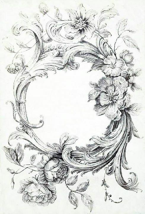 #moldura #frame #tattoo #drawing